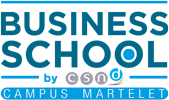 Logo Business School Beaujolais by CSND