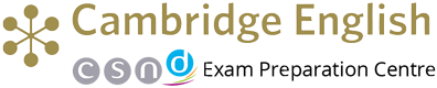 Logo Cambridge CSND